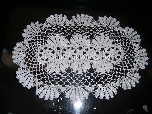 Free+Crochet+Doily+Patterns | Crocheted Doily | Free Crochet ...