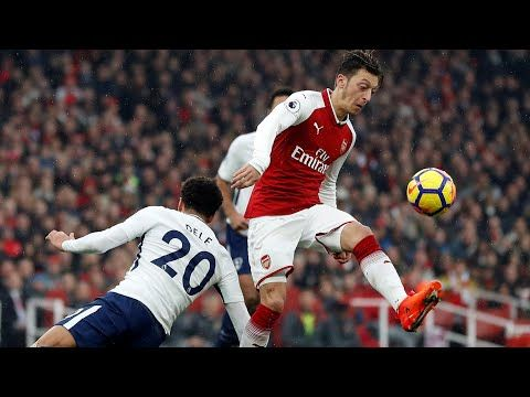 Match Highlights I Arsenal V Tottenham Youtube Match Highlights Tottenham Premier League Matches