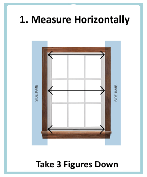 How To Measure Home Windows In 3 Easy Steps Modernize Diy Window Replacement Window Installation Windows