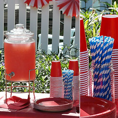 Circus for the drinks table le cirque circus party for Small birthday party ideas for adults