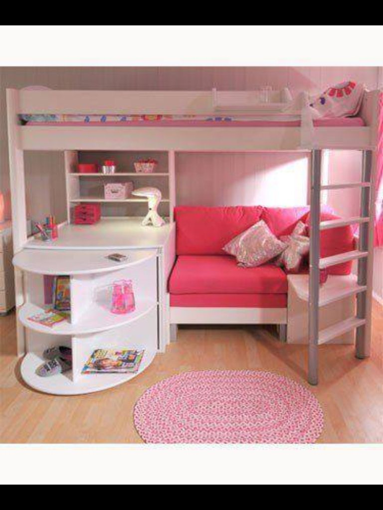 20 Cool Ideas For Decorating A Bedroom Your Kids Will Love Beds
