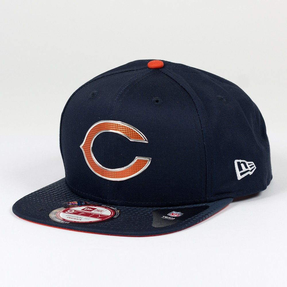 Casquette New Era 9FIFTY snapback Draft 2015 NFL Chicago Bears ... 0579f59c22ec