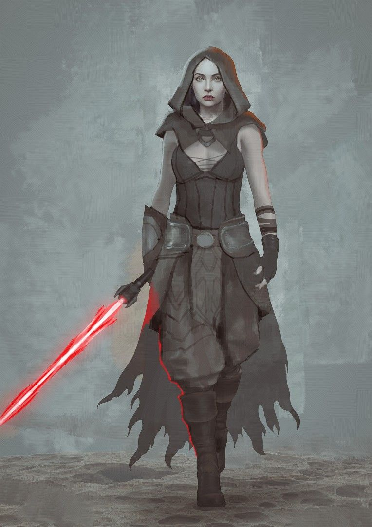33+ Sith female info
