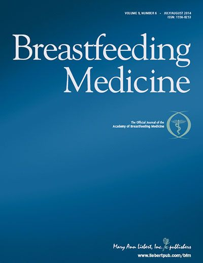 Pin On Academy Of Breastfeeding Medicine