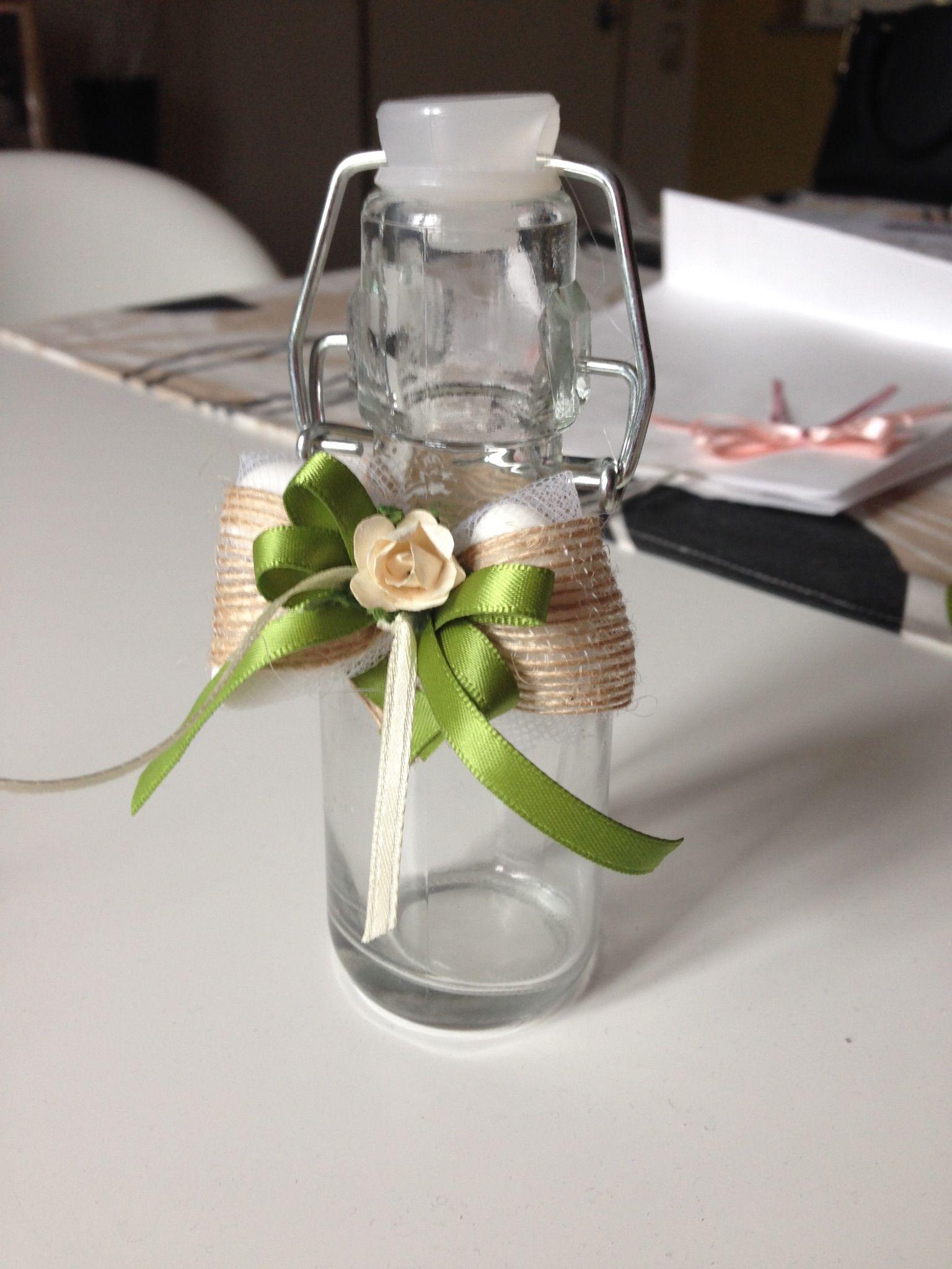 Bomboniera Bottiglia Bomboniera Bomboniere Promesse Di Matrimonio