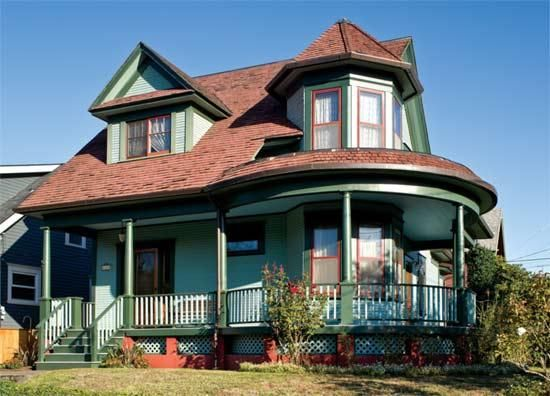 ravishing garden homes austin tx.  A Ravishing Victorian Home Queen anne and Pocket doors