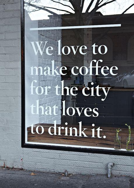 Market-Lane-Coffee #window #manifestation