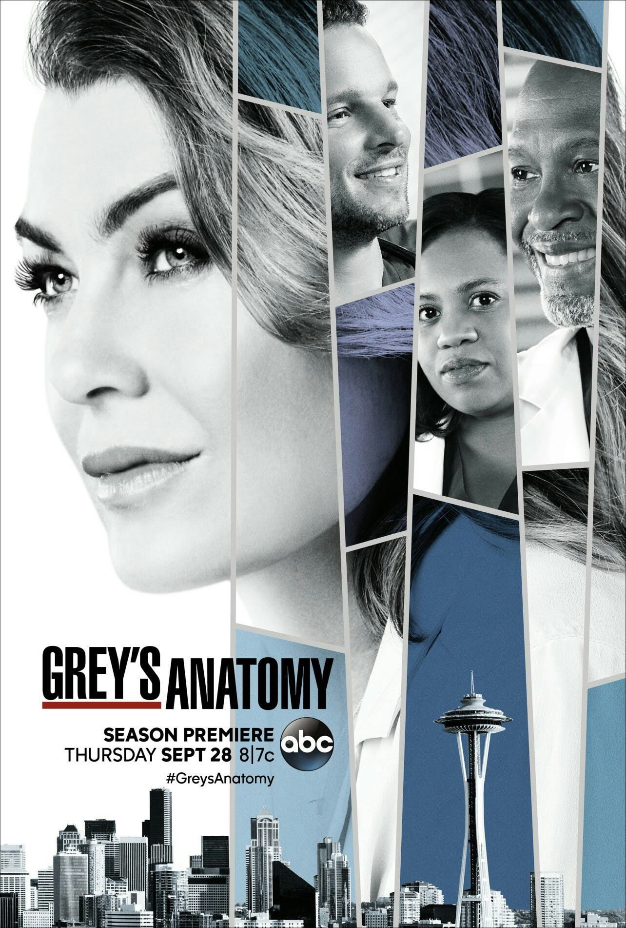 Grey\'s Anatomy Season 14 Poster | Greys Anatomy | Pinterest ...