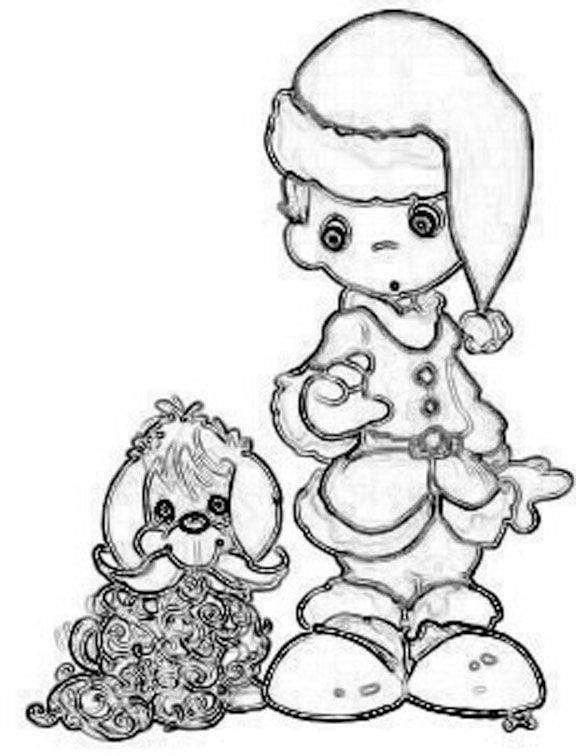 precious moments nativity coloring pages – doctorandus.info | 756x576