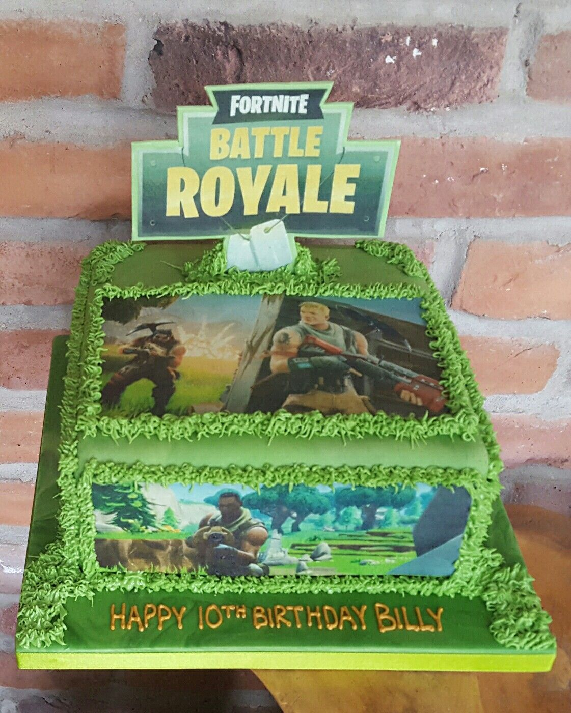 Fortnite cake, fortnite battle royale cake, fortnight cake ...