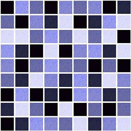 Amazonde X Fliesen Aufkleber Fliesen Folie Mosaic Mosaik - Fliesen 20 x 25