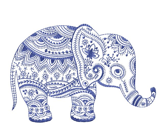 Abc designs ethnic animals machine embroidery
