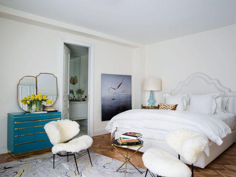 El vintage moderno, un piso con piezas retro Retro, Pisos y Moderno