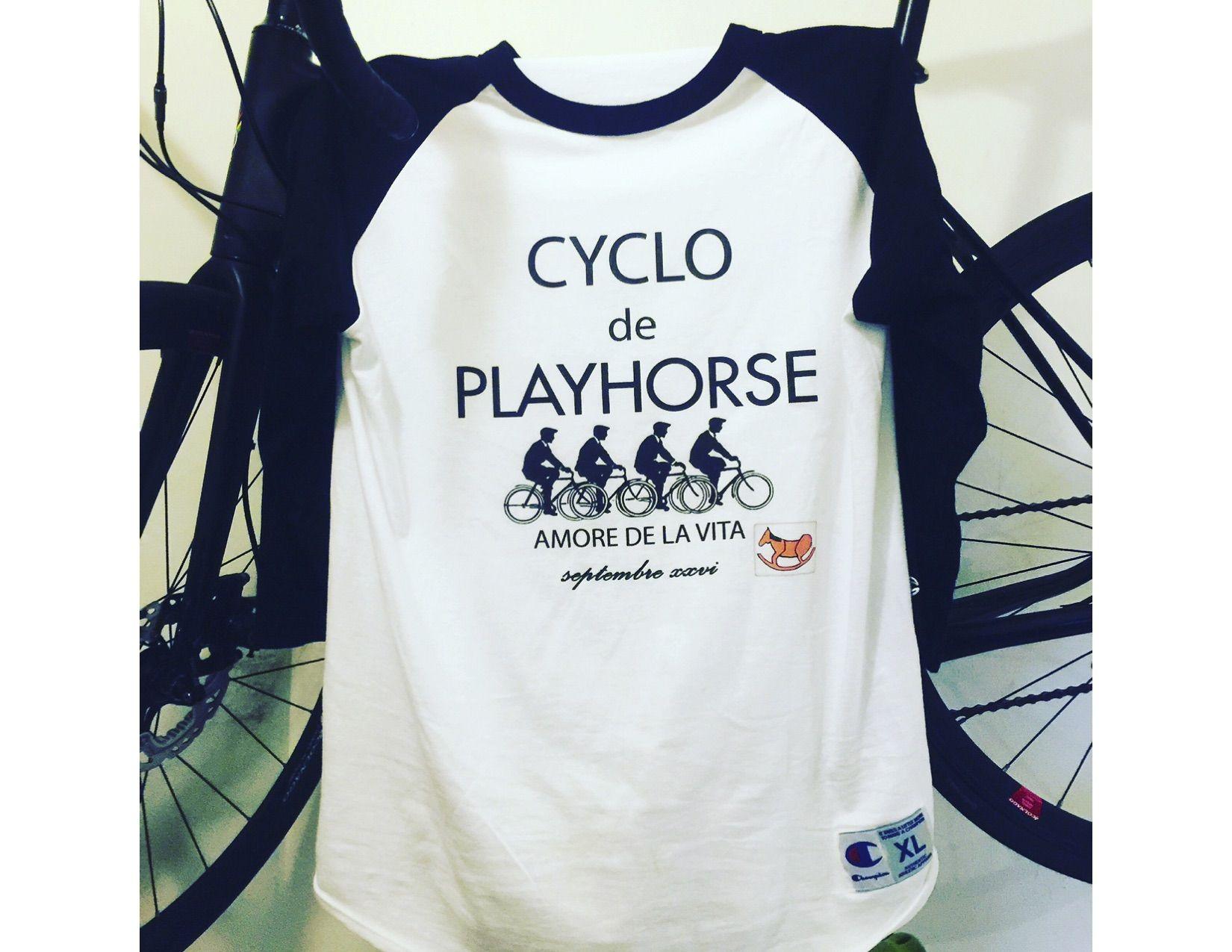 PLAYHORSELIFE.COM — Cyclo de Playhorse