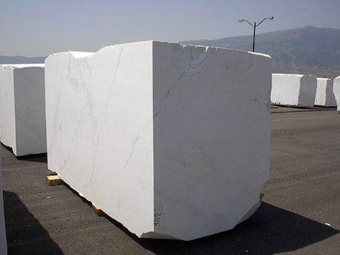 Ariston White Marble Block Marble Block Marble Beige