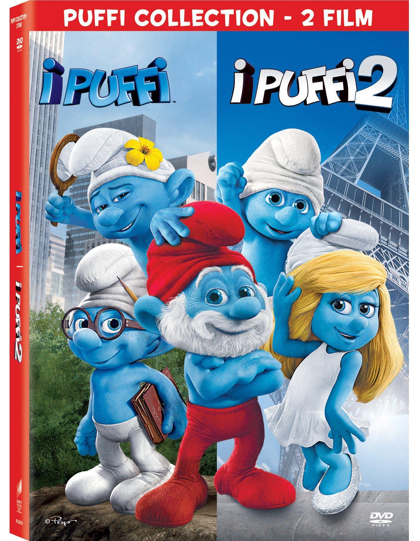 I Puffi Collezione 2 DVD) Collezione, Puffi