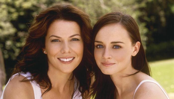 Lorelai e Rory