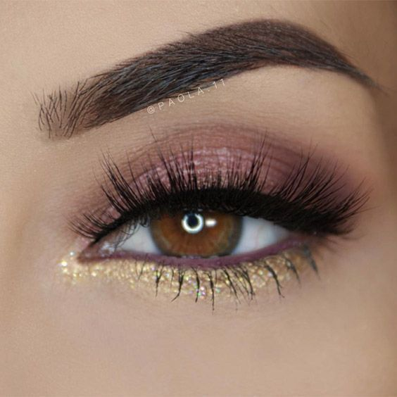 The Best 12 Makeup Ideas For Brown Eyes Easy And Pretty Makeup