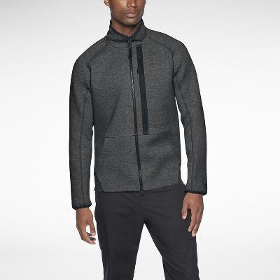 Nike Tech Fleece N98 Track Top Jacket Charcoal  Mens Size