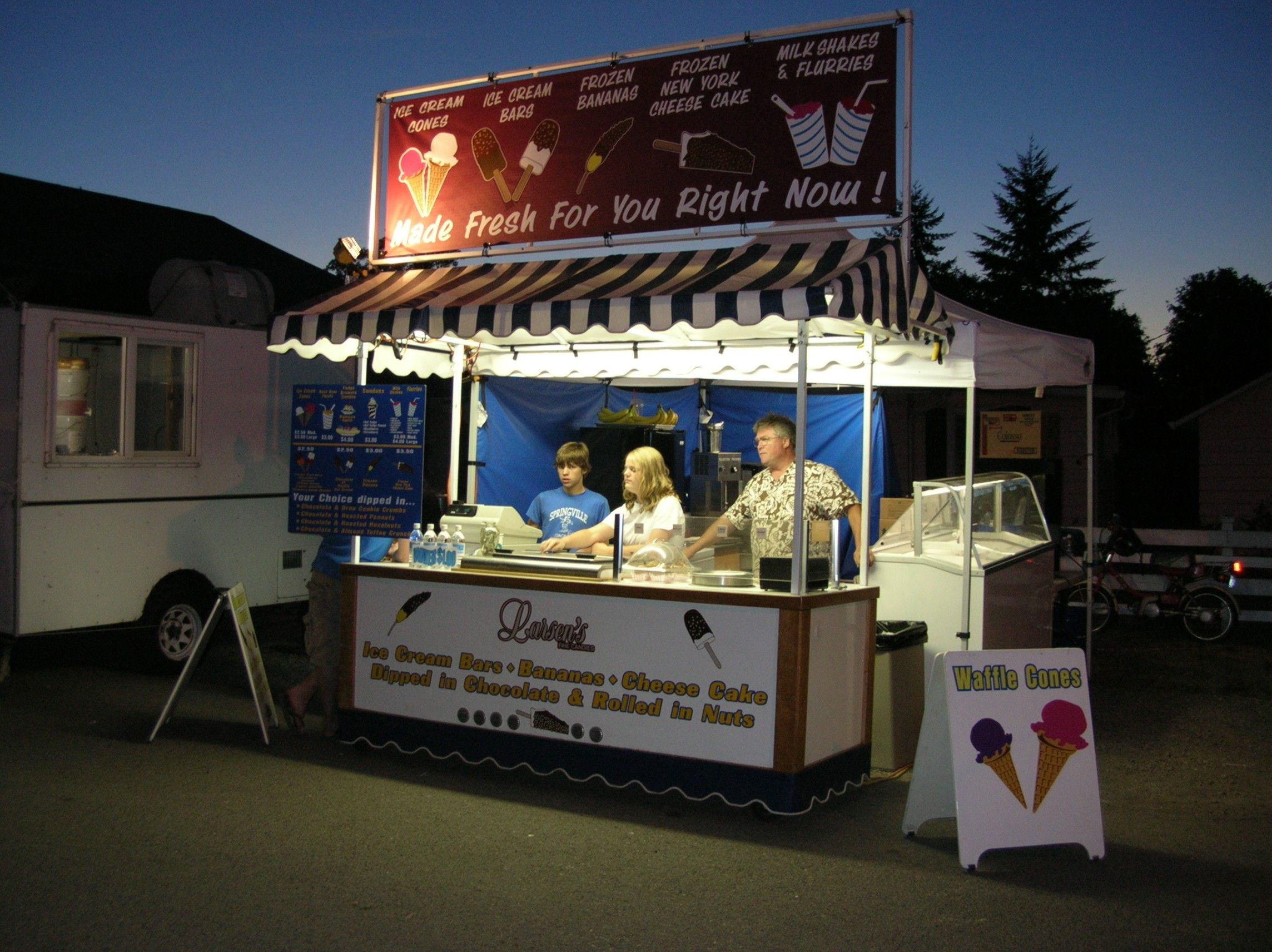 How to Have an Effective Food Product Booth