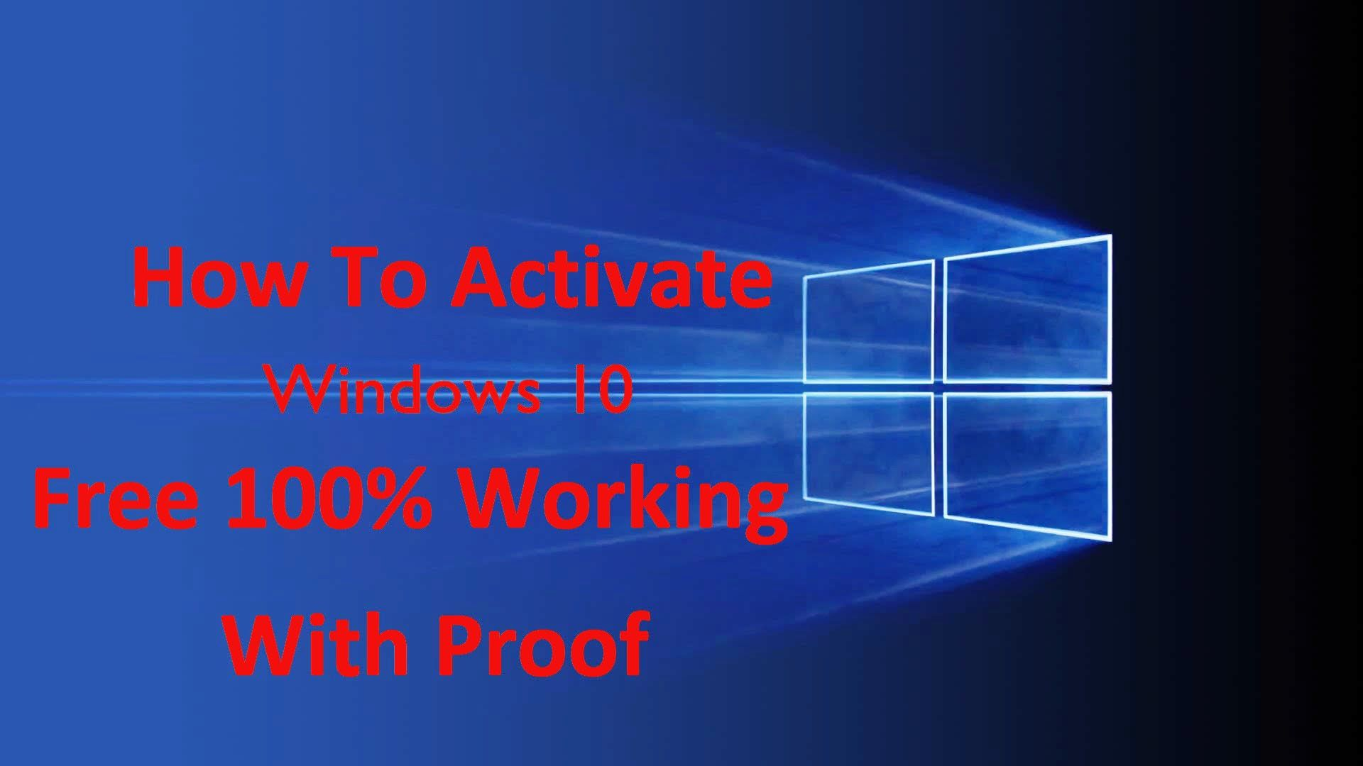 How To Activate Windows 10 Anniversary Update 2016