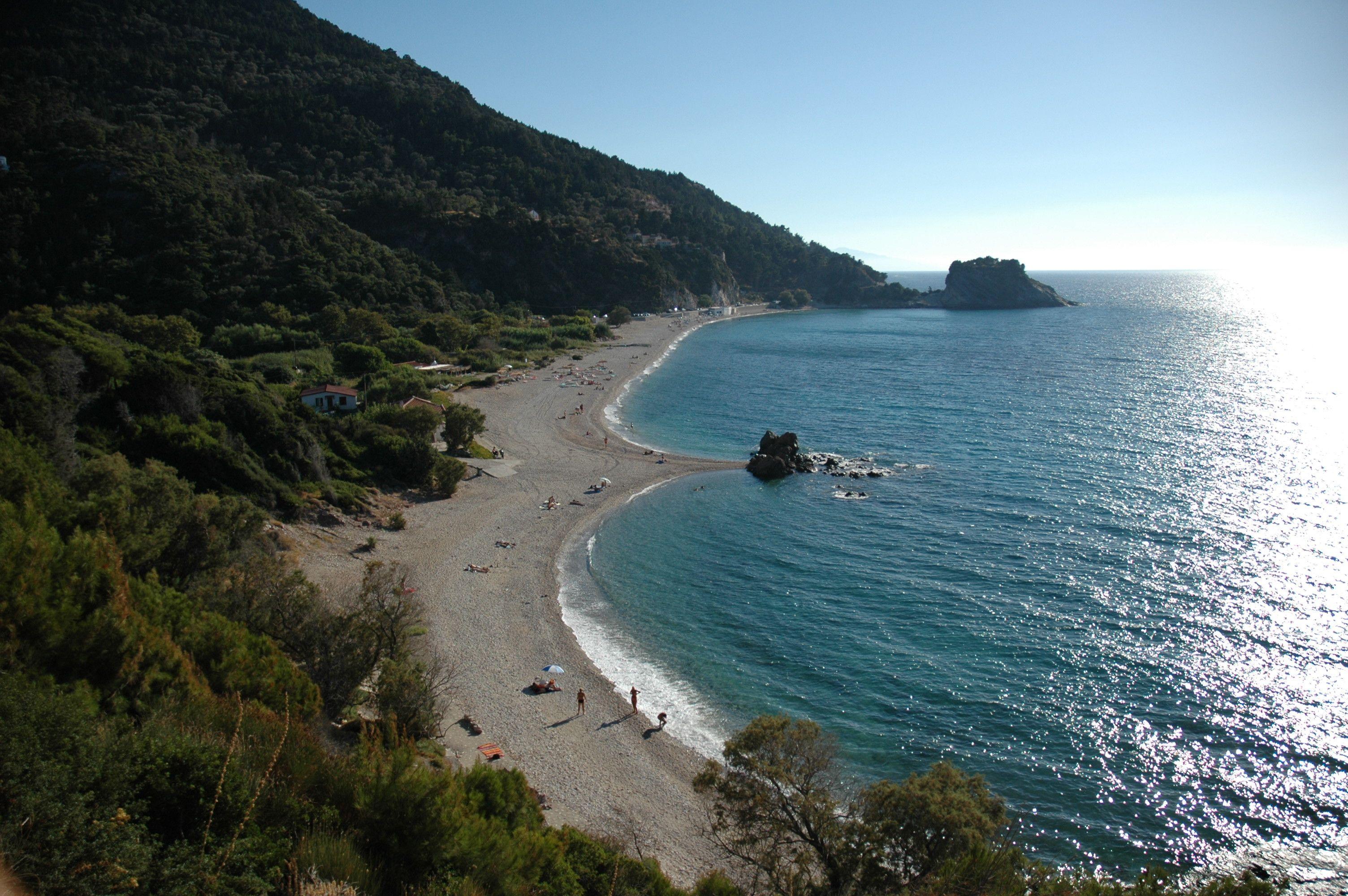 Samos, photo taken by Demetra Vartzikos
