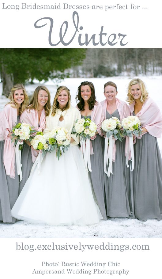 Ten Things You Must Know About Long Bridesmaid Dresses   Long ...