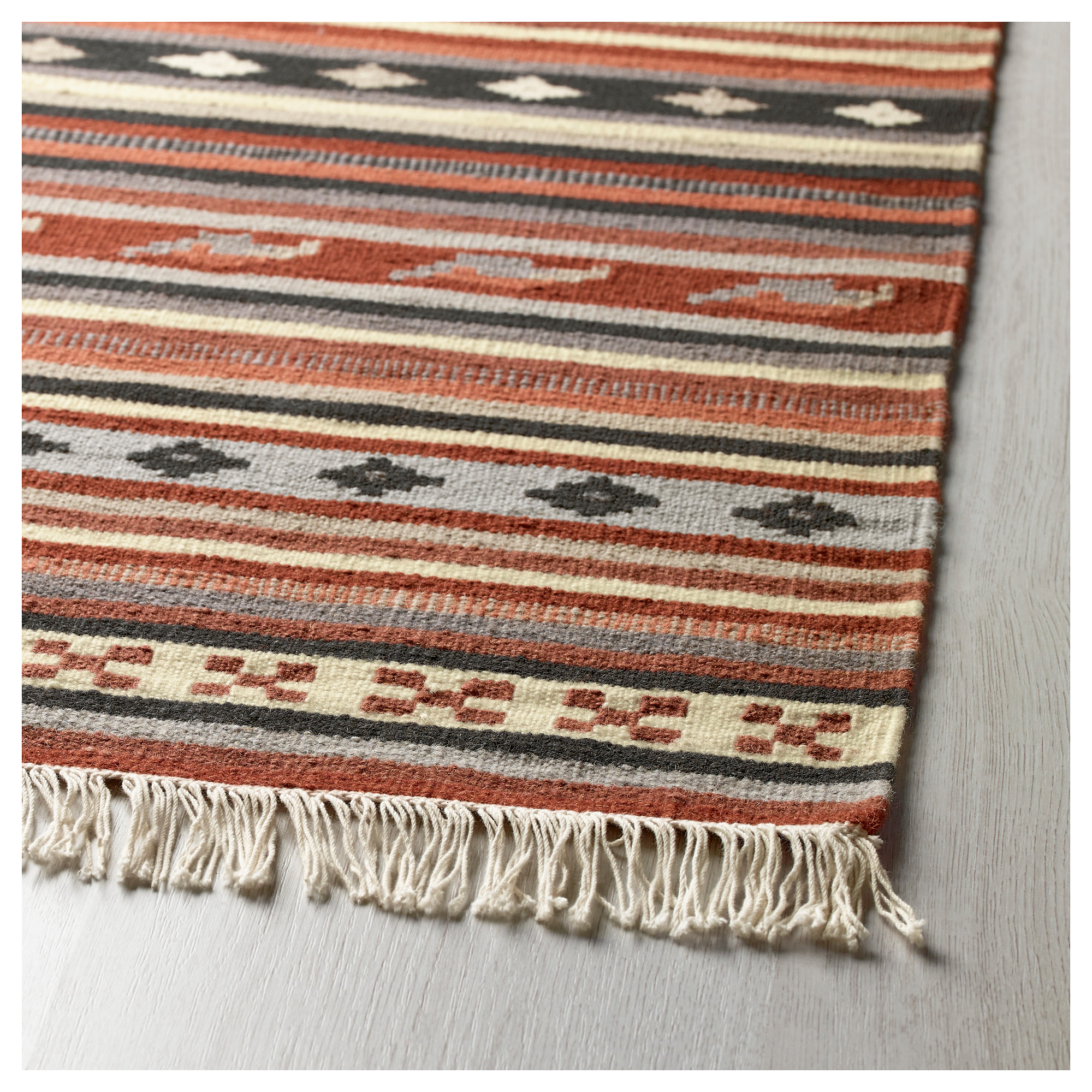Ikea Teppich 240 Ikea Kattrup Rug Flatwoven Handwoven By Skilled Craftspeople