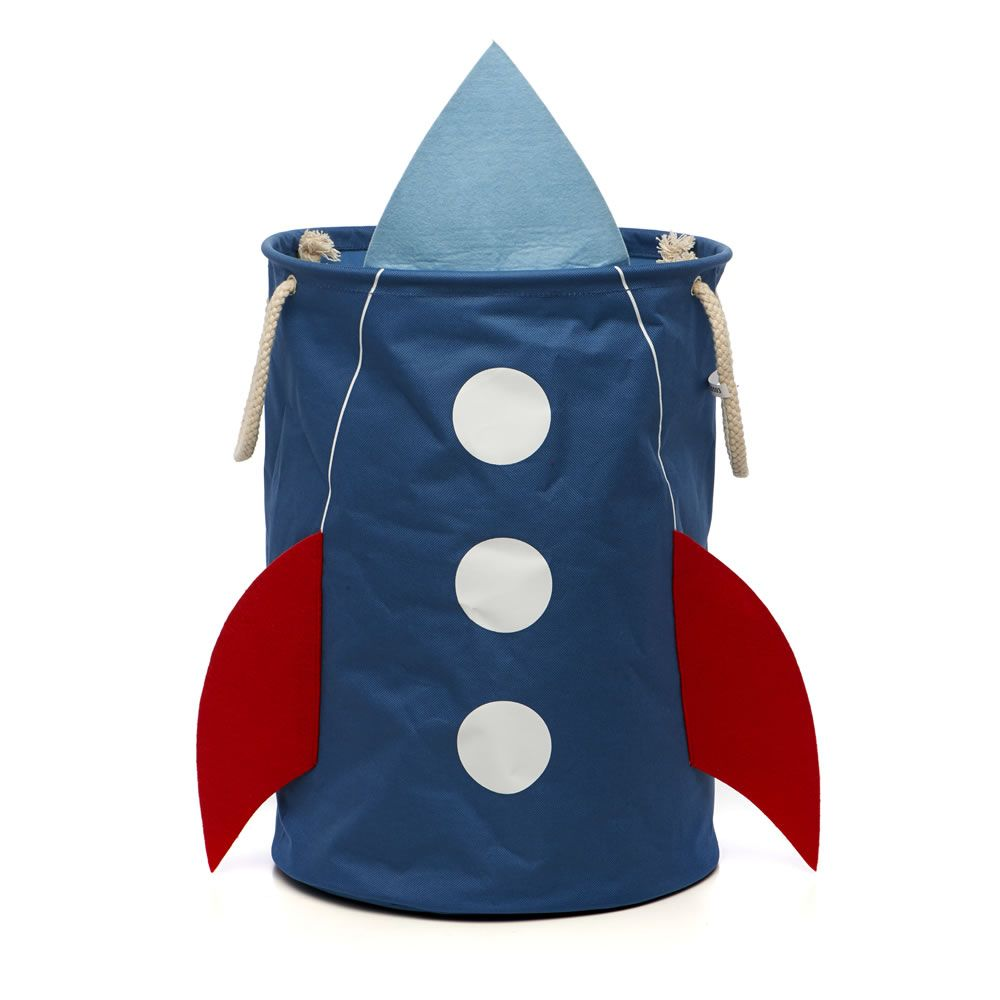 Wilko Galaxy Gang Rocket Storage Bag at wilko.com | Dream Home ...