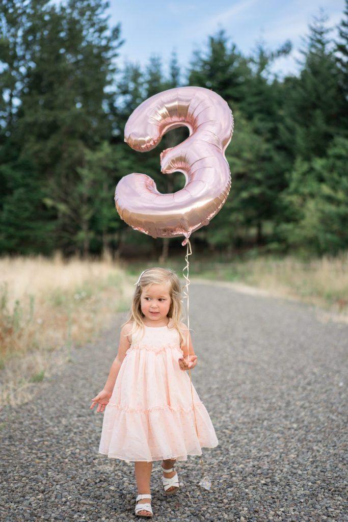 Our Sweet Madison Jean a trois ans – Célébrant notre anniversaire de fille –   – LARINHA MINIE