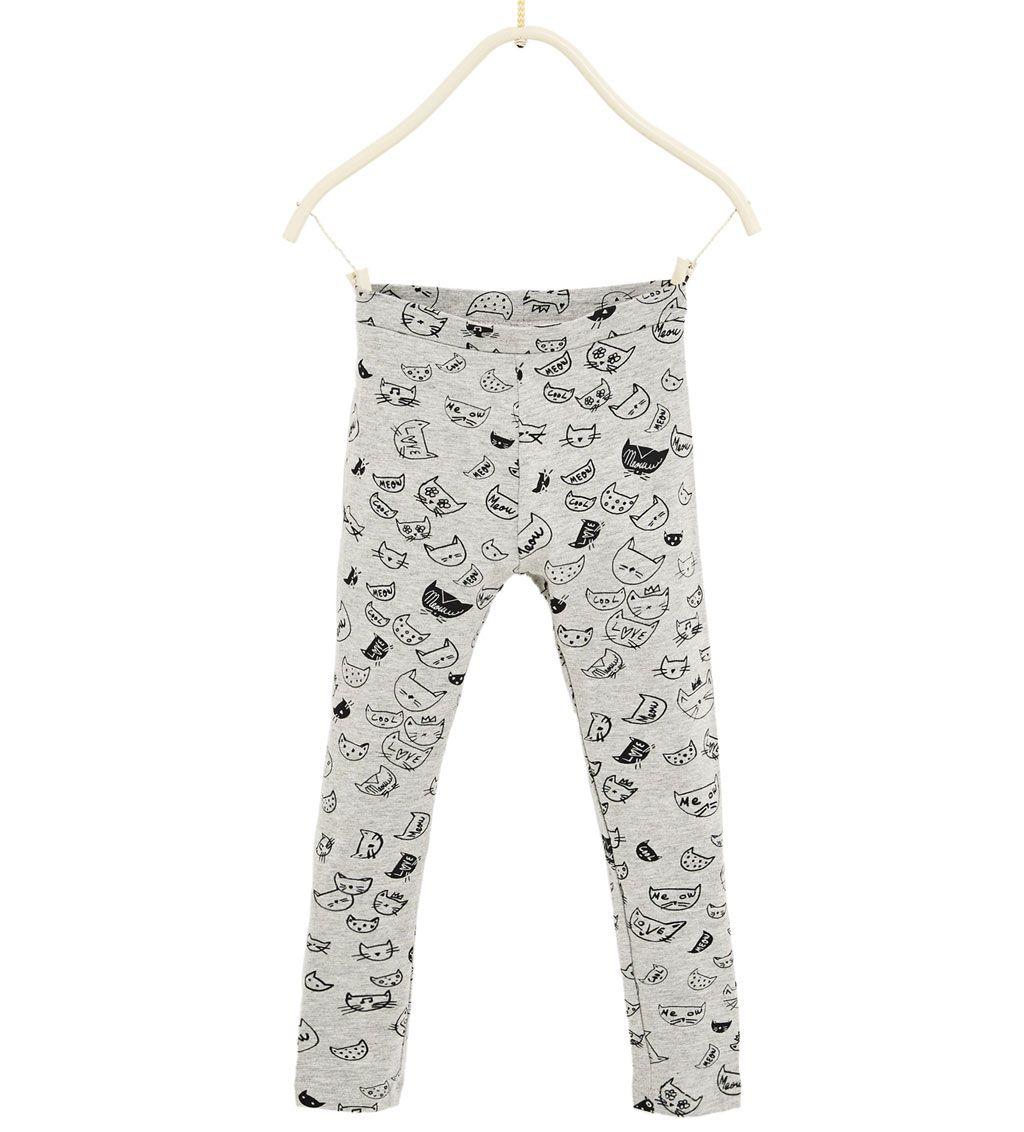 pantalones blancos zara niña