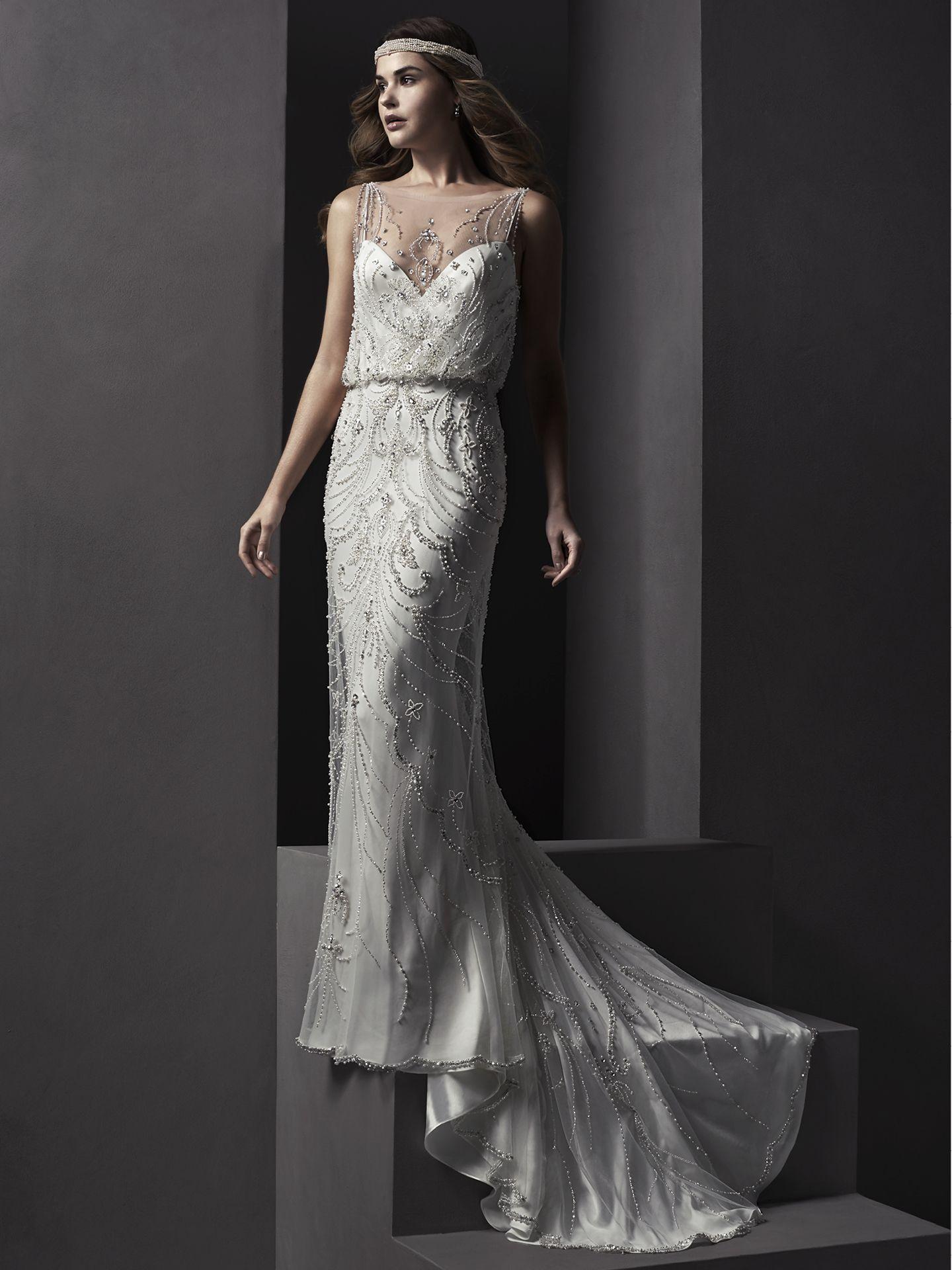 Maggie sottero wedding dresses illusion neckline wedding dress maggie sottero wedding dresses junglespirit Gallery
