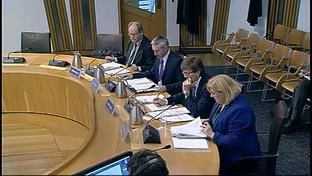 Devolution (Further Powers) Committee - Scottish Parliament: 12th November 2015
