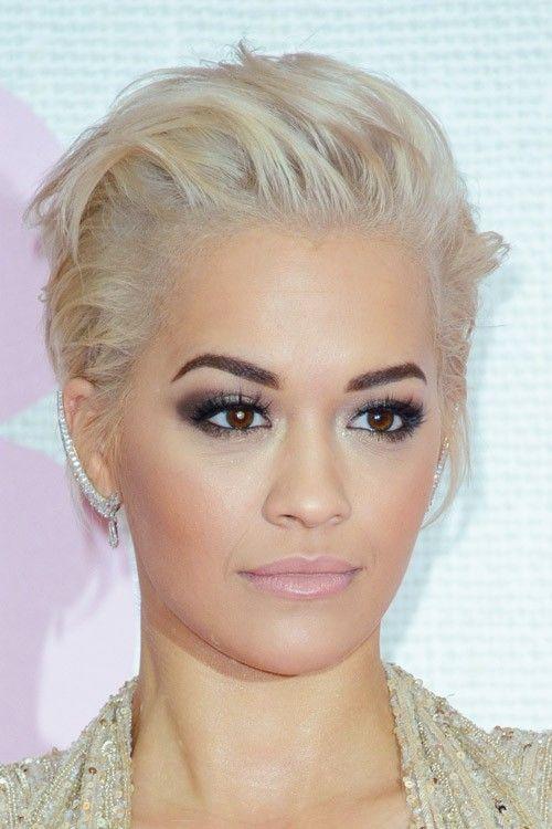 Rita Ora Hair 63 Short Hair Styles Hair Styles Hairstyle