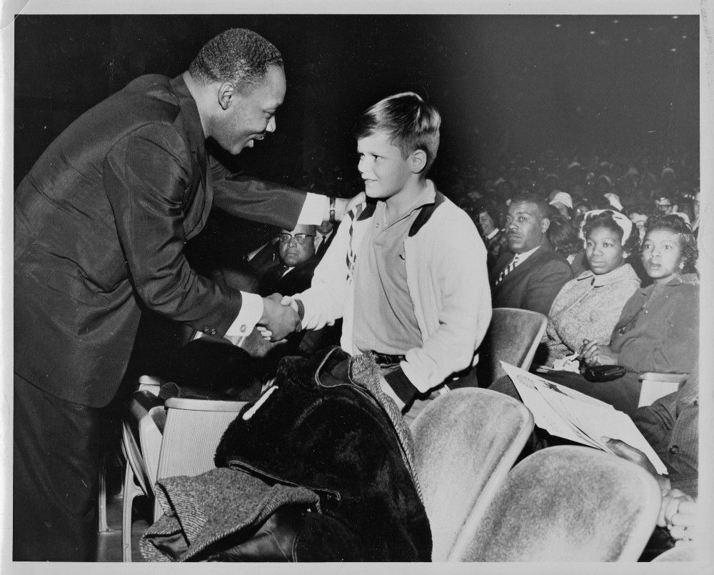 The Day I Met MLK Southern christian leadership