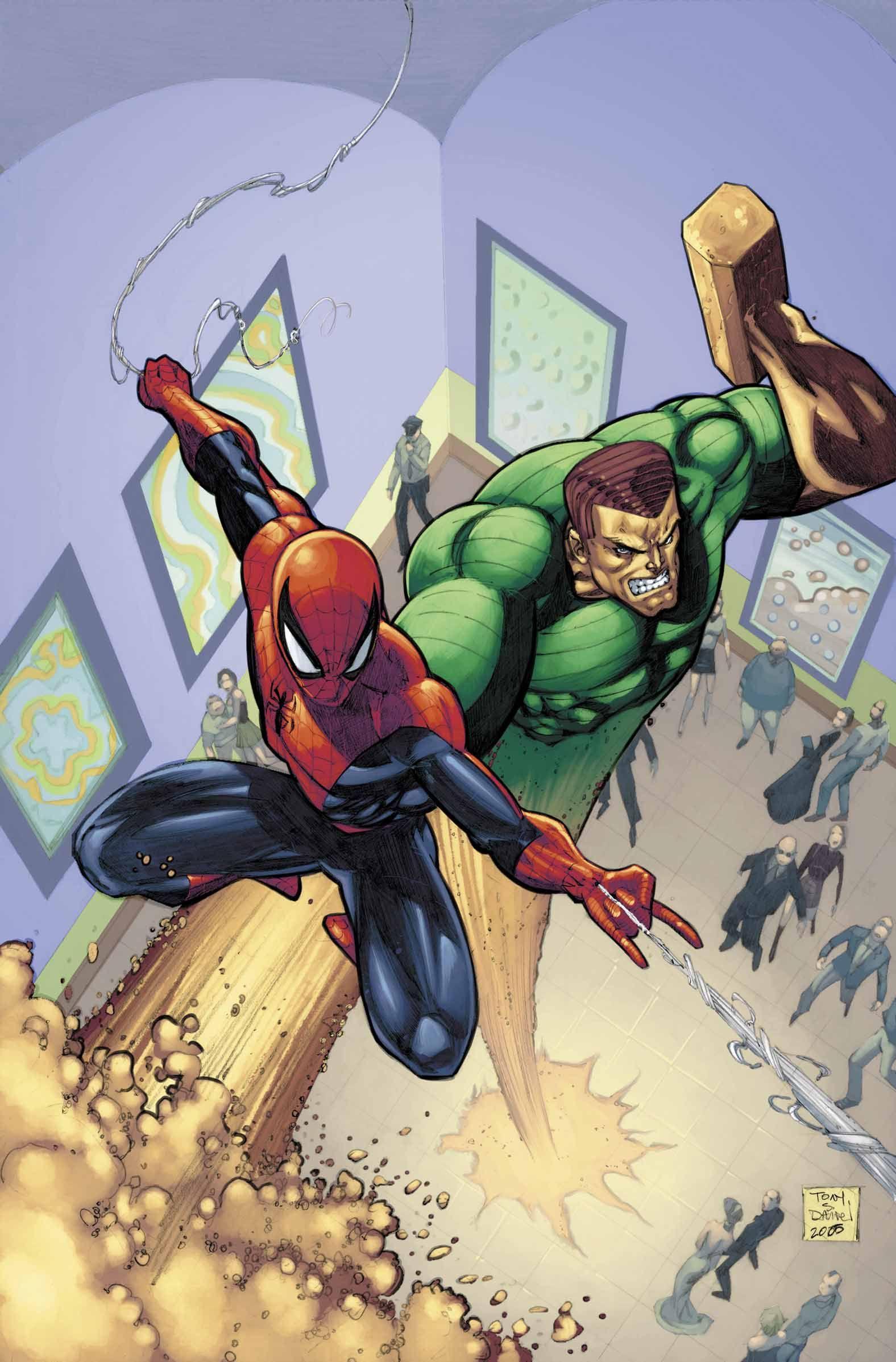 Spiderman vs sandman | Marvel villains, Amazing spiderman ...
