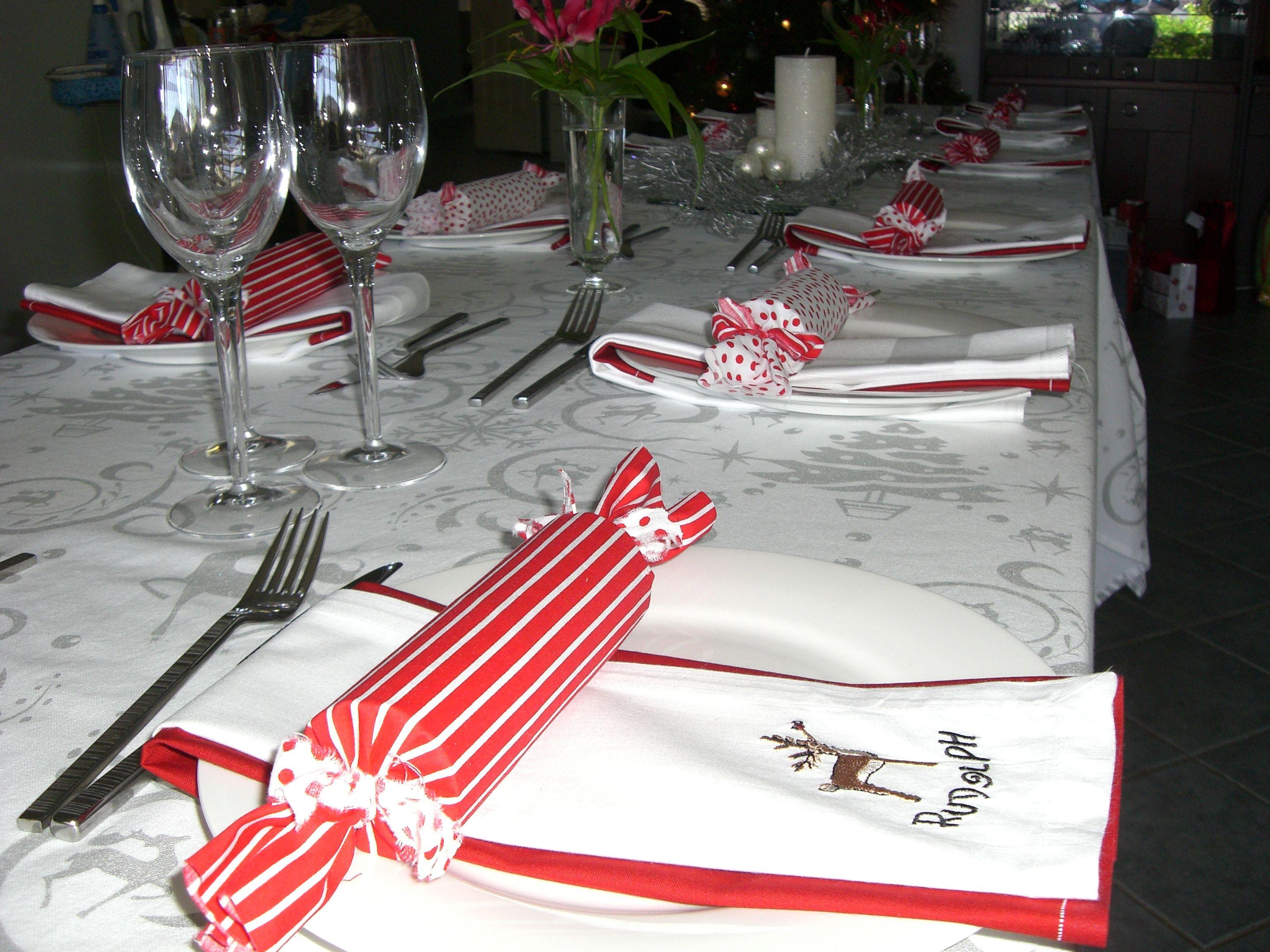 CHRISTMAS 2011 Christmas table, Tableware
