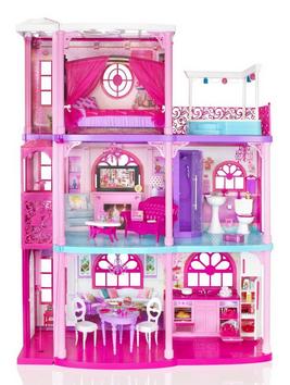 Amazon Lowest Price Barbie 3 Story Dream Townhouse Barbie Dream Barbie Barbie House