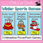 $3.99 With the Winter Olympics coming soon, your students will be excited to play these fun sports games in the classroom! Grab a list of questions and y...