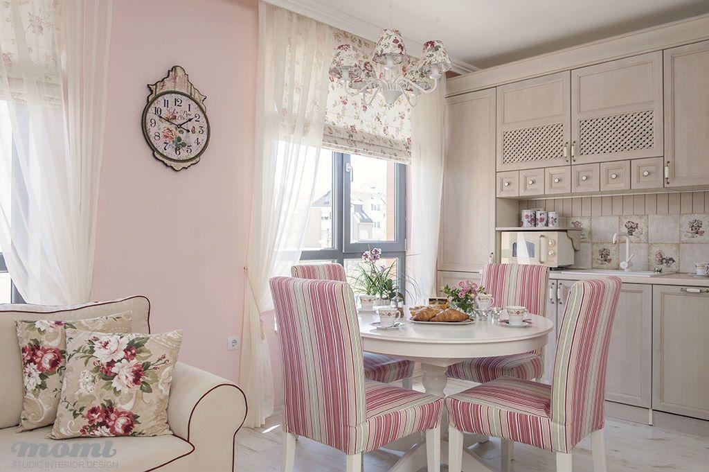 изглед към кухнята на апартамент Кокетно | Arredamento ...