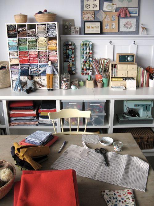 Great #craft room