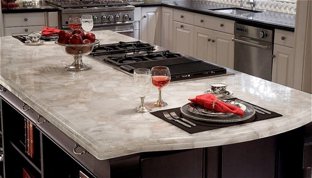 Die Auswahl Der Besten Arbeitsplatten Für Ihre Küche Inseln