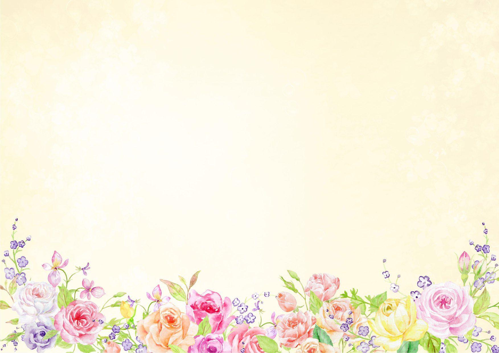 Анимация, открытки с цветами к слайдами