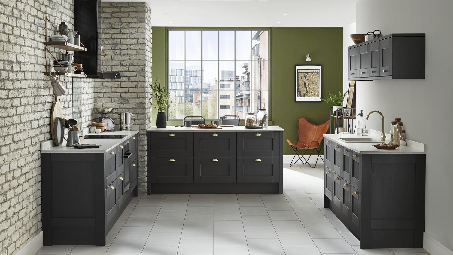 Shaker Kitchen Ideas Shaker kitchen, Kitchen design