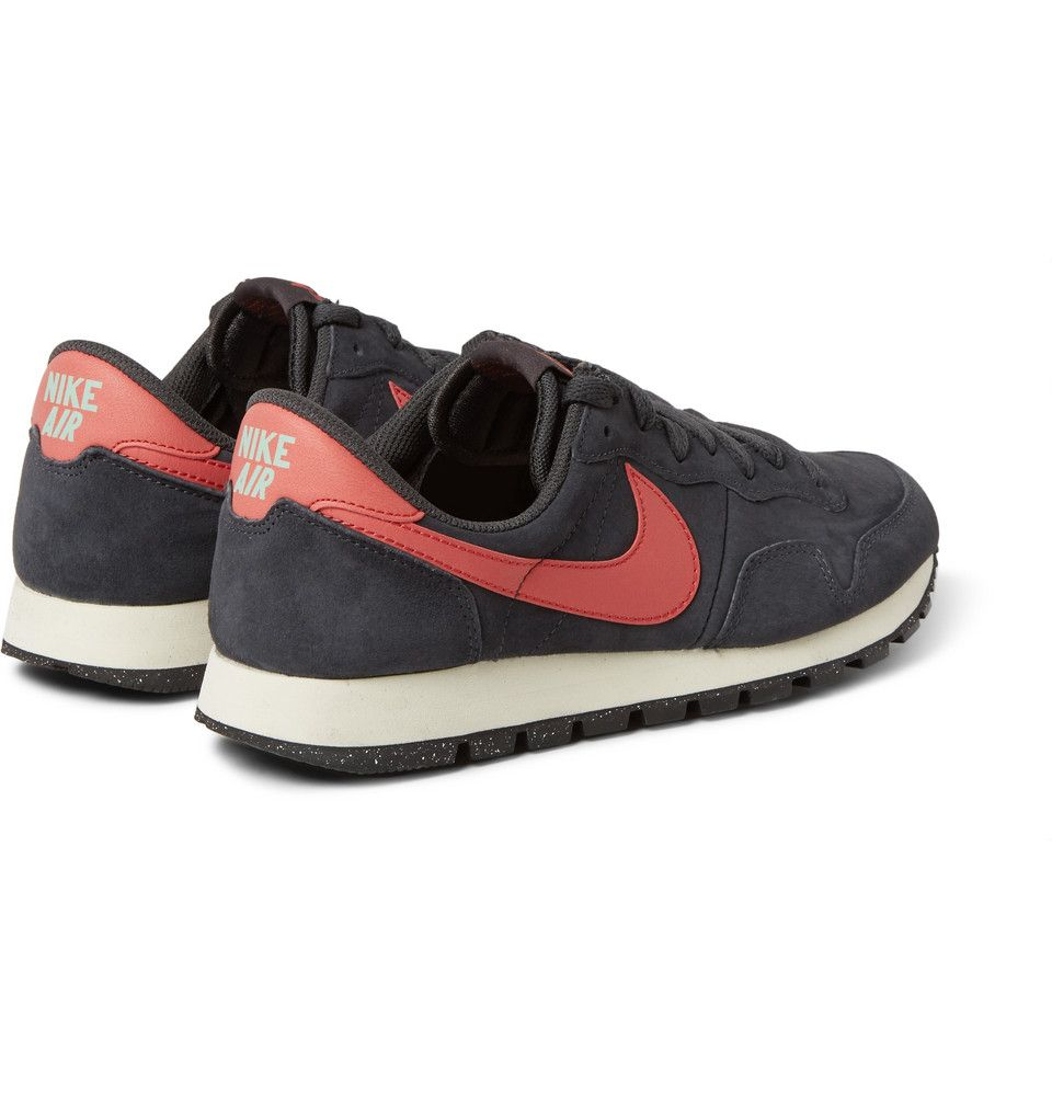 the best attitude aee0b 6b43c Nike - Air Pegasus 83 Suede Sneakers  MR PORTER