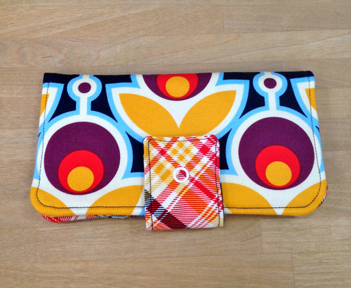 Hold It All Wallet - May 18th : Sew Modern