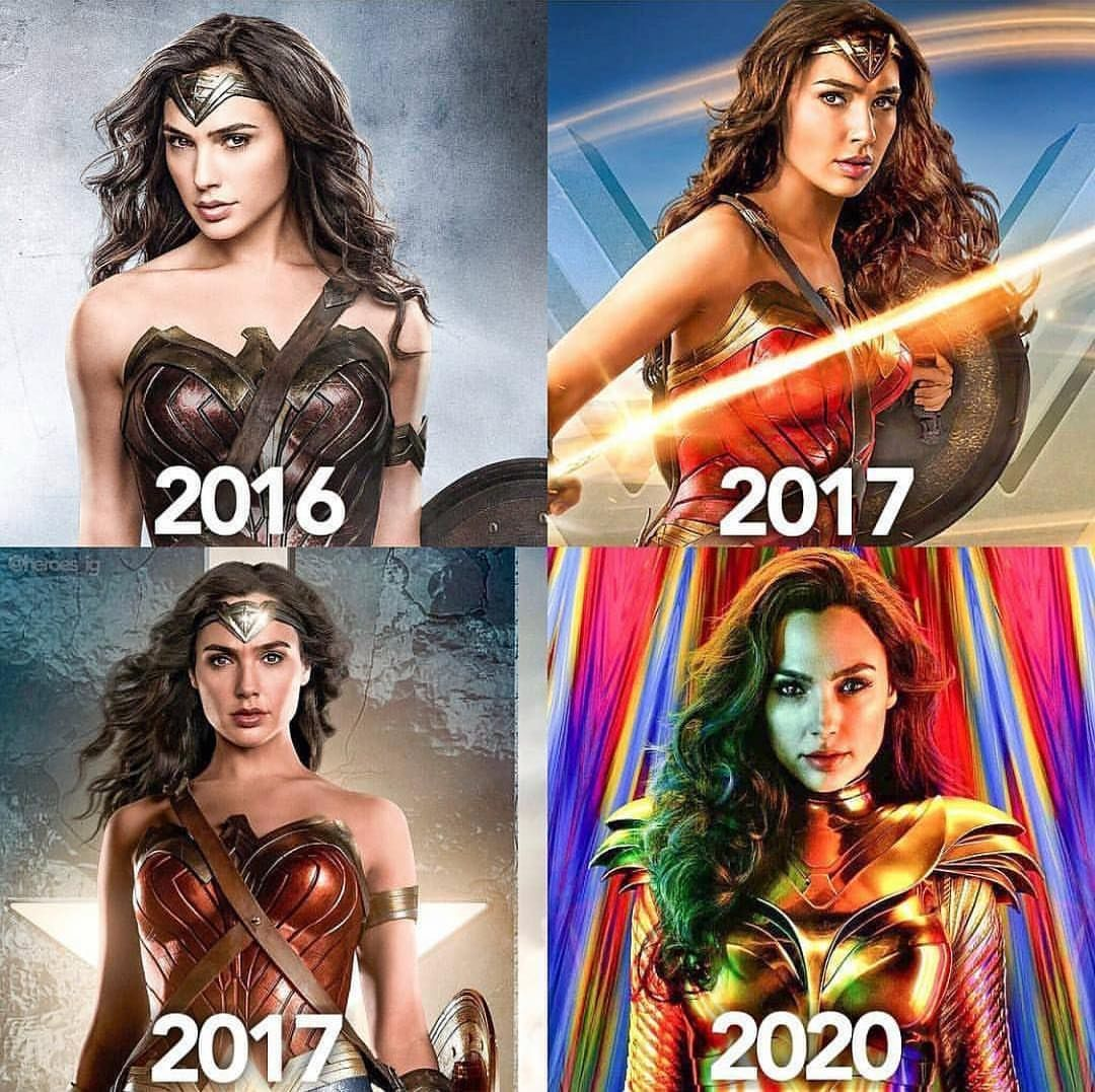 Marvel Dc Comics Hub On Instagram Wonder Woman 1984 Comes In Theaters On 5th Of June 2020 Did You Like The New Suit Gal Gadot Teased Let Me Know In