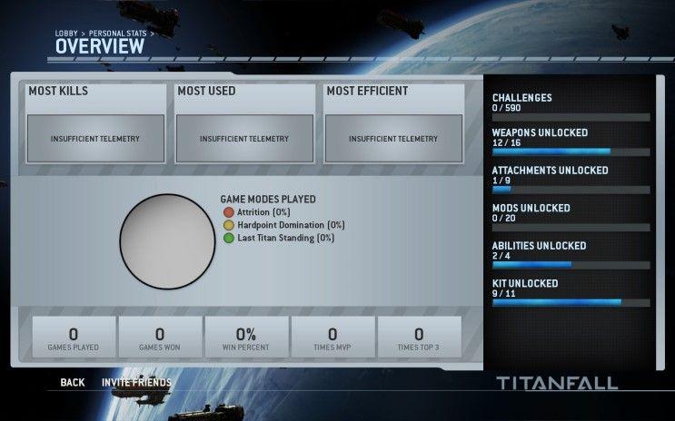 [게임 UI] Titanfall CBT : 네이버 블로그