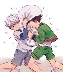 Killua Zoldyck Cat Google Search Hunter X Hunter Hunter Anime Killua
