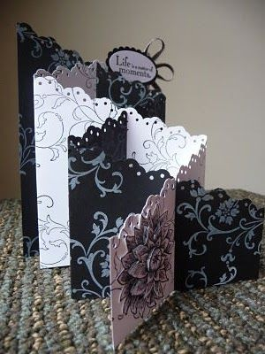 Janine Rawlins Stampin'Up! Independent Demonstrator : Zig Zag Card - September Class
